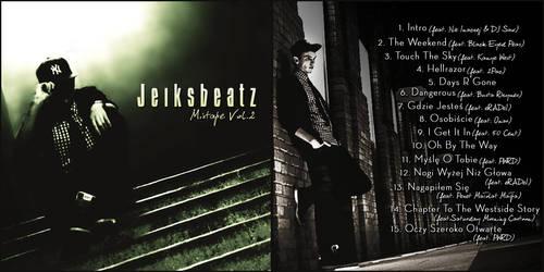 Jeiksbeatz - Mixtape Vol.2 by Jakuszczon