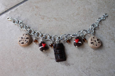 Bracciale fimo Dolcetti by Stefymo