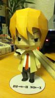 Light Yagami Papercraft