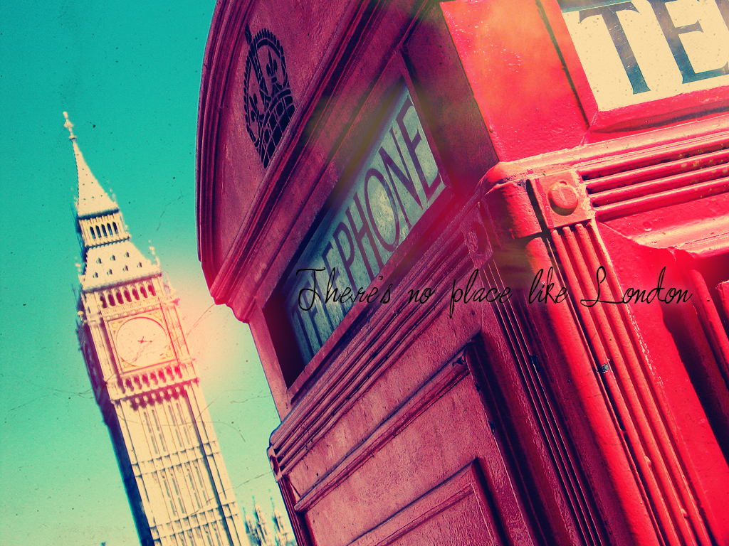 no place like london by 2ndbestkiller