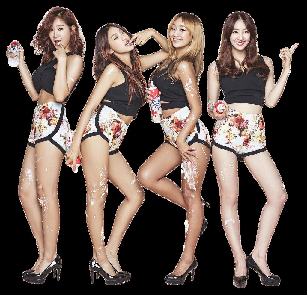 Sistar touch my body xxx version kpop