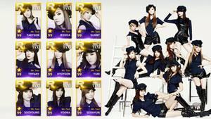 Superstar SMTOWN - Girls Generation Mr Taxi v2