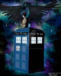 The Fallen Angel has the Phone Box