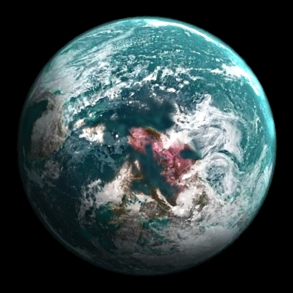 gliese 581 location relative to earth - photo #14