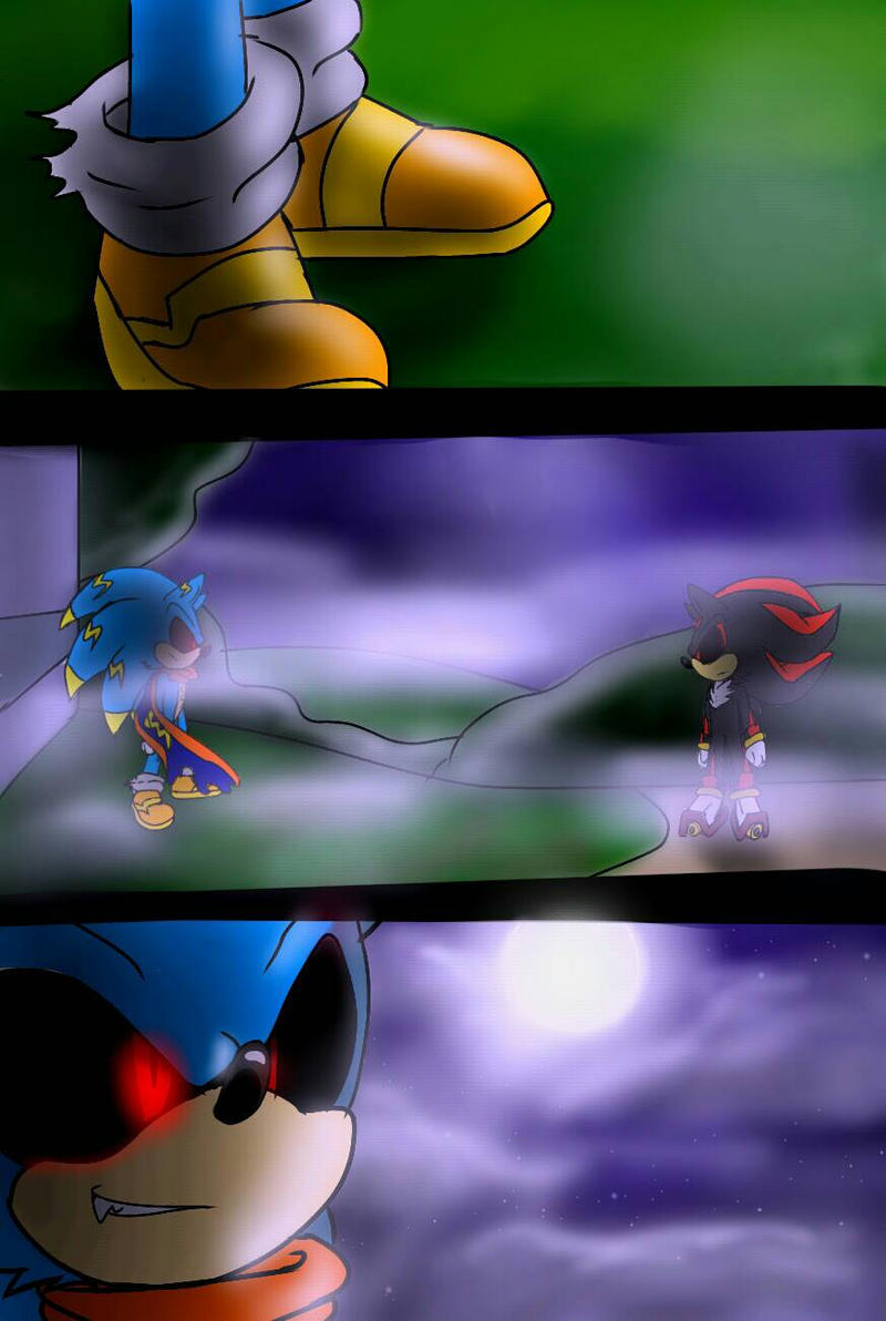 Download sonic exe android -  Sondayoncedayonce Son Vs Sonic Exe Chapitre 18 Page3 By Sondayoncedayonce