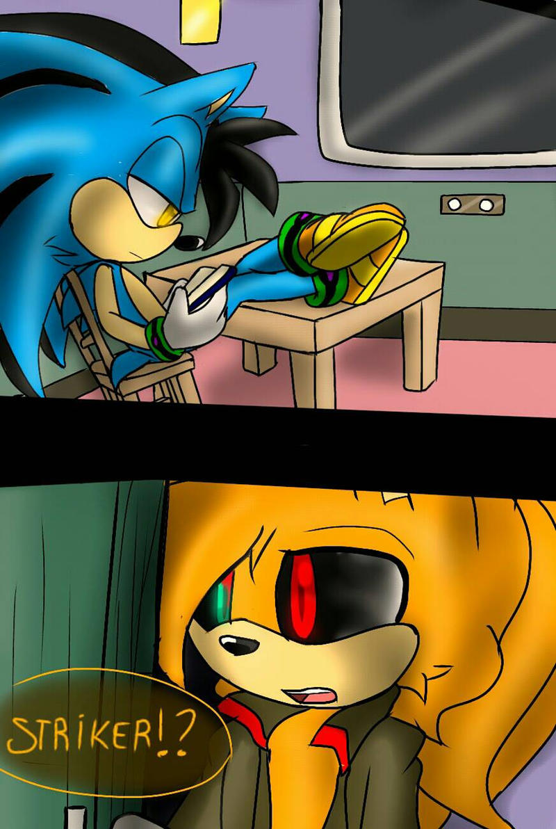 Download sonic exe android -  Sondayoncedayonce Son Vs Sonic Exe Chapitre 18 Page 6 By Sondayoncedayonce