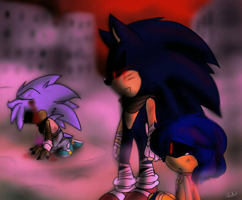 Download sonic exe android - Son Vs Sonic Exe By Sondayoncedayonce