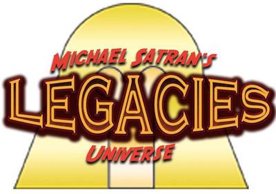 Michael Satrans LEGACIES Universe logo by mephron