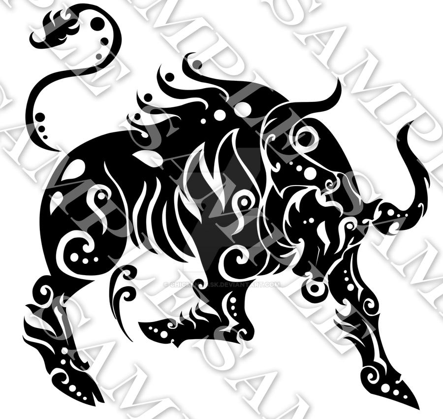 Taurus Wallpaper: .:Taurus:. By ChickenMASK On DeviantArt