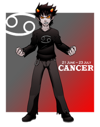 You are Cancer by chickenMASK
