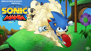 BSC-Sonic Mania Title card