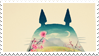Totoro Stamp by komamei