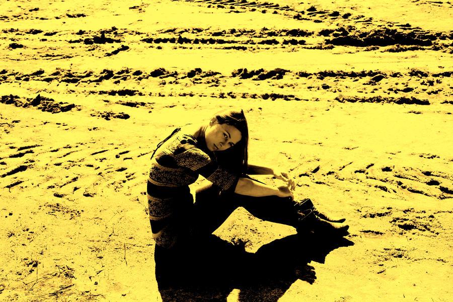 Desert and me...