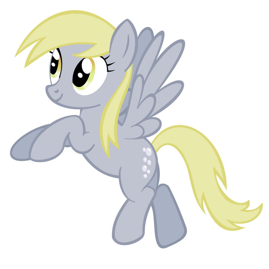Raindrops and Derpy Hooves by studentofdust on DeviantArt