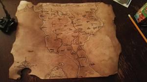 DnD Prop| Map