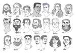 DnD REMAKE  Caravan Characters