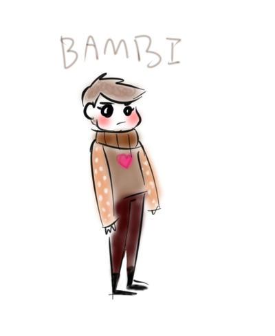 Bambi by ToddWellington