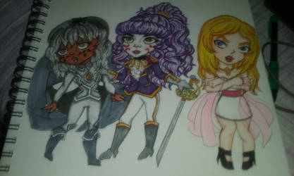 Chibi Chicas