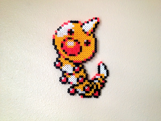 Weedle - Fuse Beads by chocovanillite