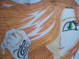 Green Eyed by Xenyasan