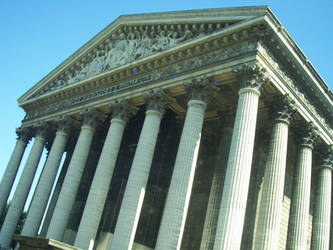 Greek in Paris? by Xenyasan
