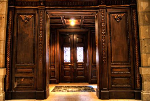 The Warm Door