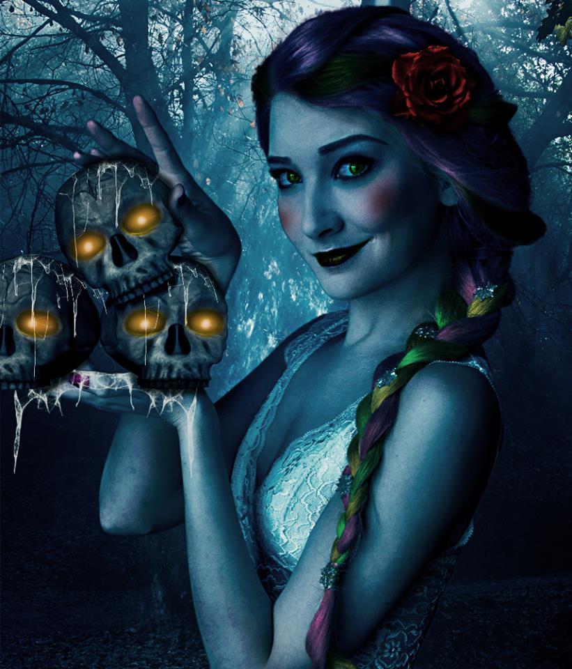 Dark Queen by metodijebowie