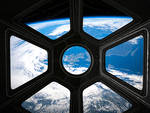 ISS Cupola by metodijebowie