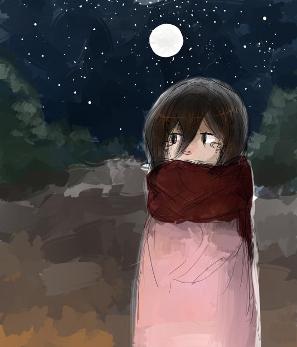 Mikasa es su casa by anxiousArtist on DeviantArt
