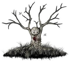 Tree Boy by Shilpit