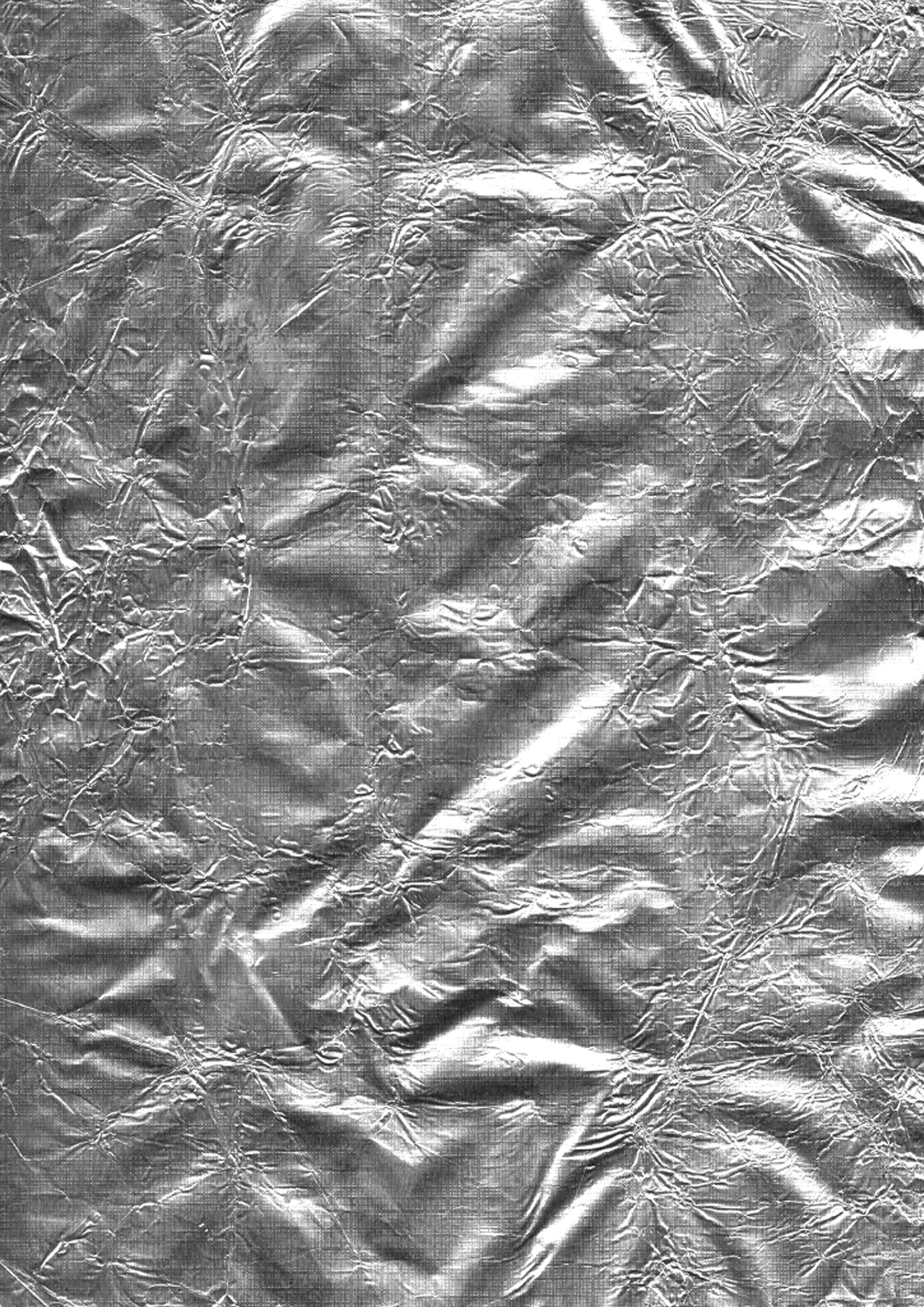 Silver Foil by PaulineMoss