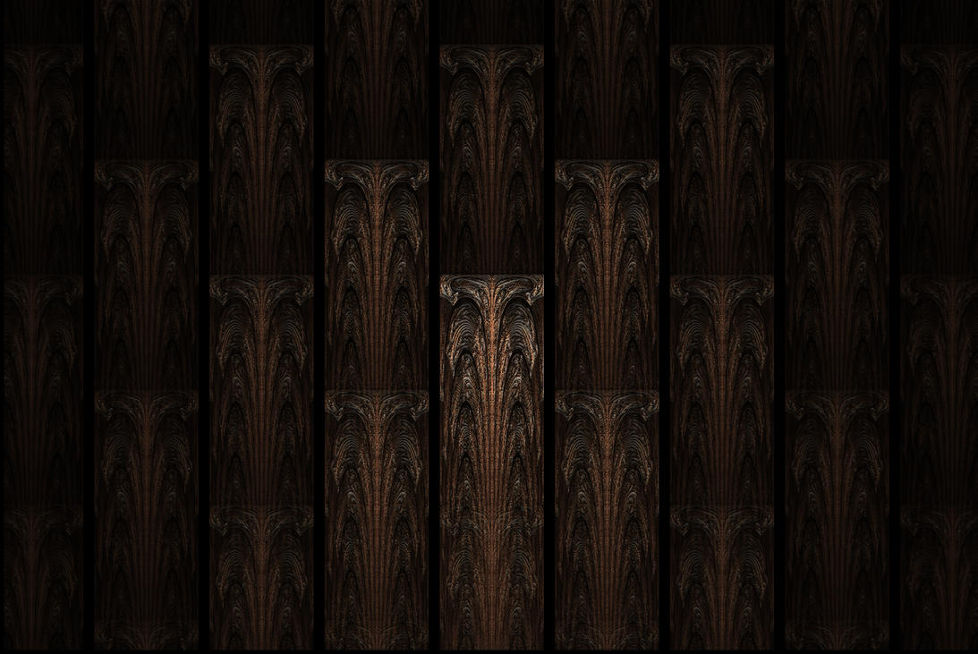 Imvu Wood Textures Carved Columns by PaulineMoss