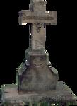 Tombstone Cross by PaulineMoss