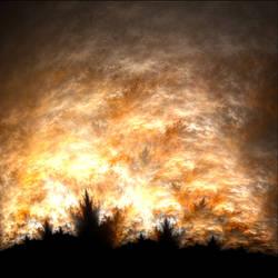 Forest Blaze by PaulineMoss