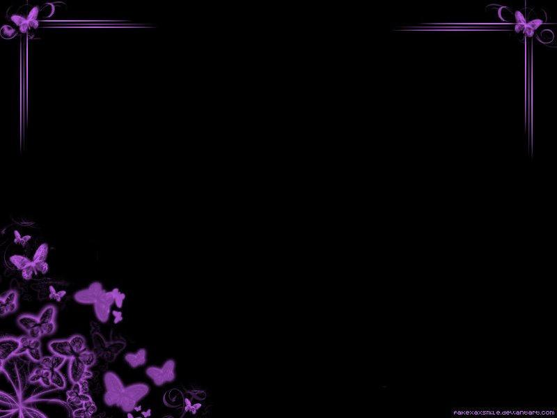 Purple Butterflies by fakexAxsmile on DeviantArt