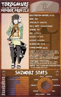 Ryuunosuke Kurosawa Official Profile by luluopp