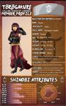 Shirogane Azami Post TS Profile by luluopp