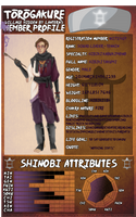 [Clan Leader] Hibiki Takumi 1263 by luluopp