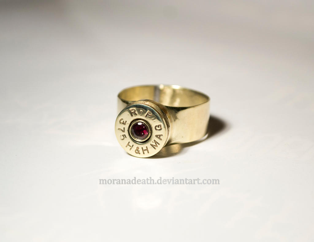 ring of bullets 375 HH Magnum