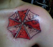 Umbrella Corp. by Kran-it