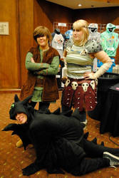Akicon - HTTYD. by Kran-it