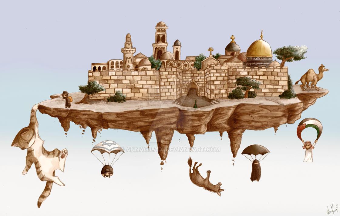 Exodus by AnnaGiladi