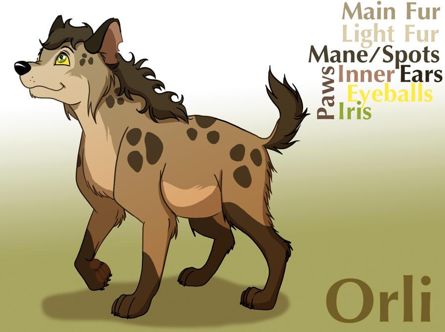 Lion King Shenzi And Her Daughter Hyena oc: orli by annagiladi