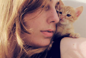 Chetzi and I by AnnaGiladi