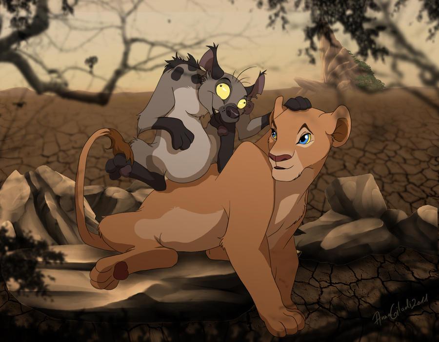 Lion King Scar And Zira Mating