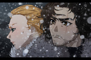 Winter is coming by AnnaGiladi