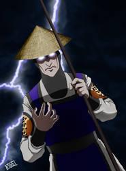 God of Thunder Raiden
