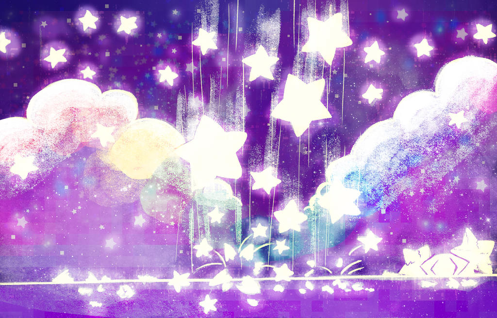 Falling Stars - link for RB by daregindemone04