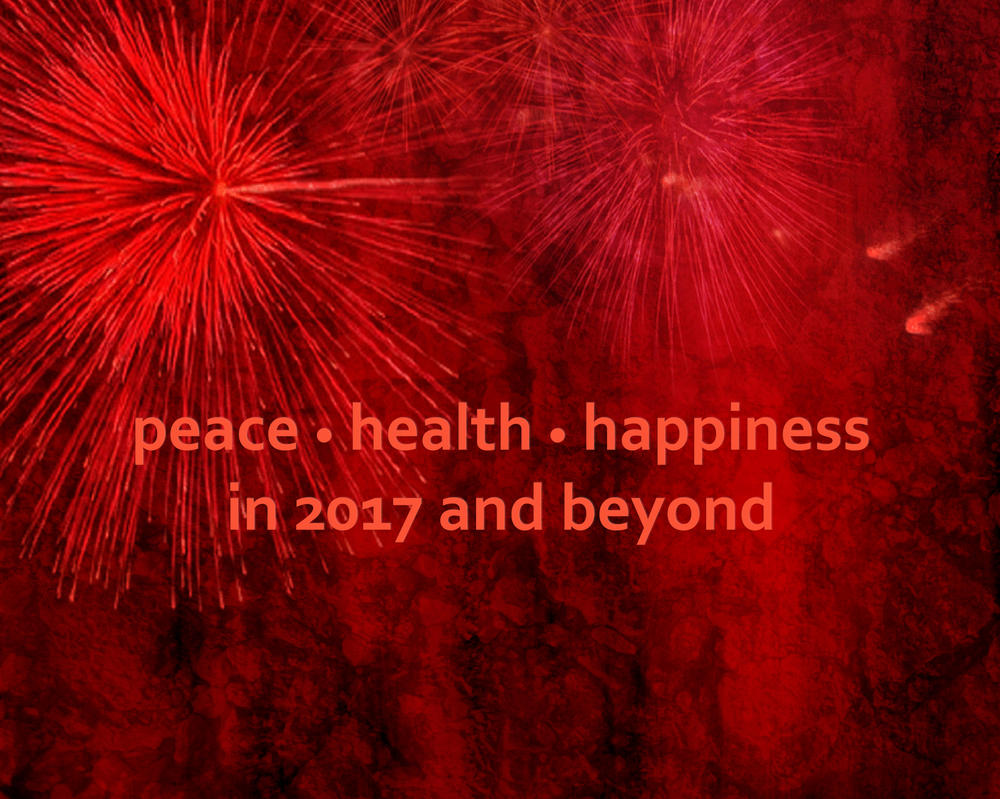 Peace 2017 by HeartfulSpirit