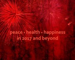 Peace 2017 by HeartfulSpirit